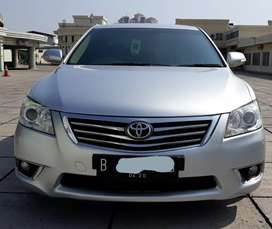 Toyota Camry V AT 2010 Silver tdp 10 jt