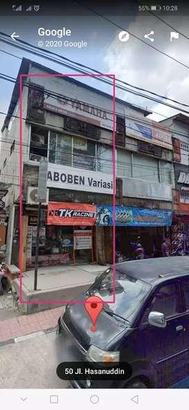 Disewakan Bangunan Ruko Lantai 2 Di Pusat Kota Denpasar Barat