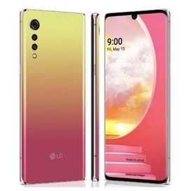 Brand new lite used LG Velvet 2 months used mobile