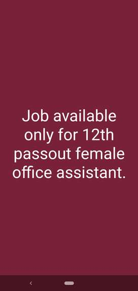 Female Office executive