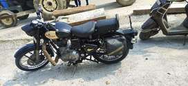 2012  modal royal Enfield well condition