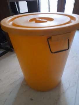 Grade 1 plastic heavy storage drum