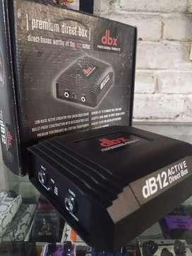Direct Box DBX dB12 active premium di box