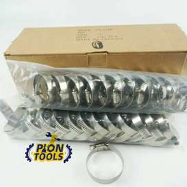 HS Klem Selang Stainless Hose Clamp