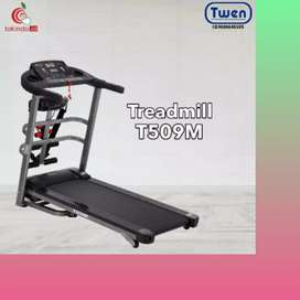 treadmill elektrik twen TM -177 alat fitnes electric