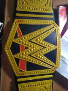 WWE  World heavyweight championship