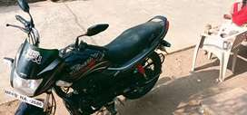 New bike 75000 ki h 2 year uncomplicated good condition no problem