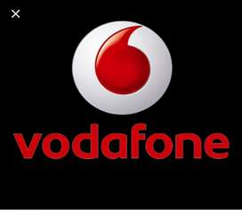 Vodafone require a receptionist