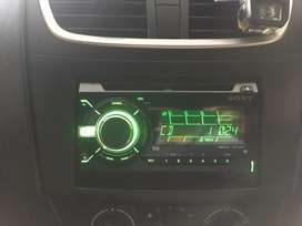Sony stereo system for car