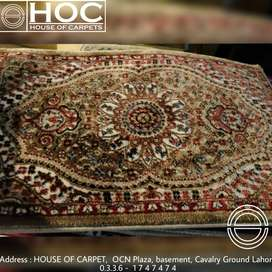Rugs, center pieces classic designs