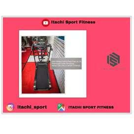 Treadmill Elektrik Series 607 1234 ( COD Bringin  )