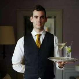 Waiter for restaurant