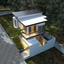 Rumah mewah di Temanggung
