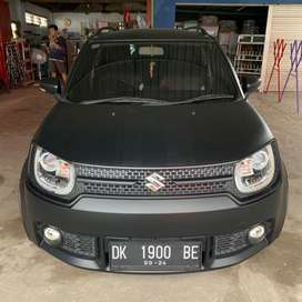 Suzuki Ignis GX 2019 Hitam
