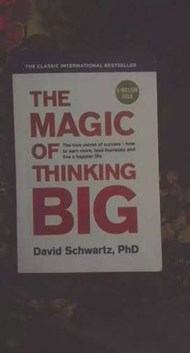 The magic of thinking big, rich dad poor dad