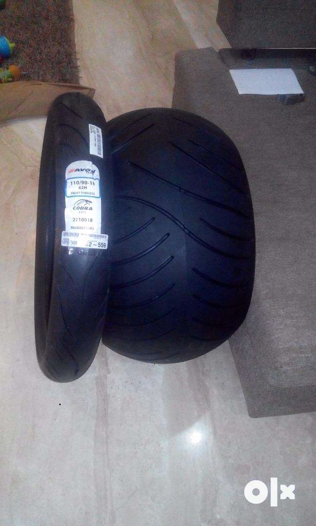 Fat tyre for custom bike with alloy 0