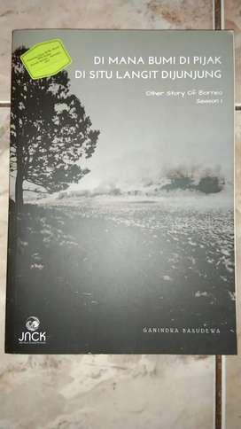 Buku Novel Other Story Of Borneo