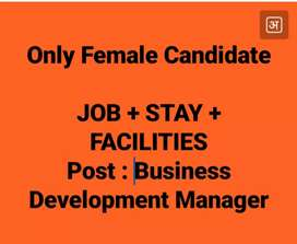JOB+STAY+OTHER FACILITIES (ONLY FEMALE)