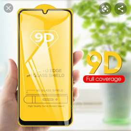 Iphone full coverage 9d protector available