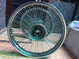 90plus spokes for royal  Enfield  classic 350