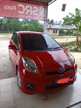 Mobil Yaris type S Limited 2013