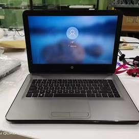Jual Laptop bekas HP AM A8 double VGA
