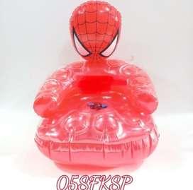 Sofa angin kecil spiderman grosir