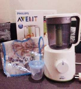 Steamer & Blender PHILIPS AVENT   Combined, all in one