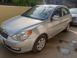Hyundai Verna Fluidic 1.6 VTVT EX, 2010, Petrol