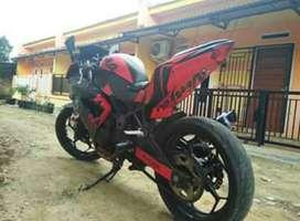 Dijual kawasi ninja 250RR ss lengkap