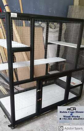 Cat House / Special Indoor Cage