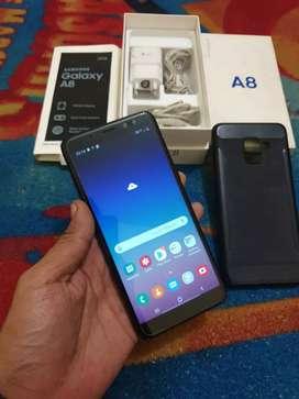 Di Jual HP Samsung A8 2018