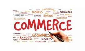 I am a Chartered Accountant interested to teach commerce students