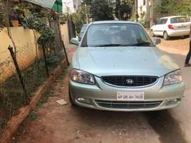 Hyundai Accent 2003 Well Maintained,central locking,chilled ac.