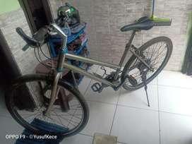 Sepeda Suzuki Aloy Antik Mulus