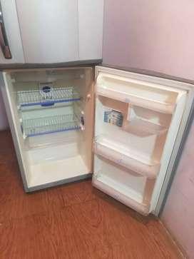 Whirlpool delight double door refrigerator with good condition