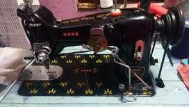 Usha piko and embroidery machine