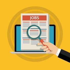 Online job opportunities for male and female staff