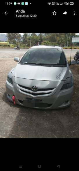 Dijual Toyota Vios 1.5G M/T Pribadi