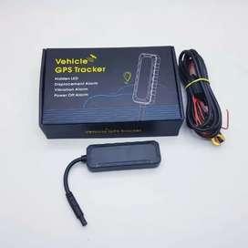 gps tracker kecil alat pelacak mobil plus pasang di Batangan