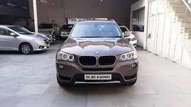 BMW X3 xdrive-20d xLine, 2012, Diesel