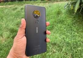 Nokia 7.2 A week old.
