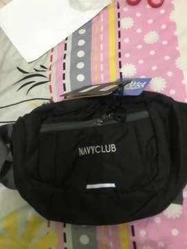 Waistbag navy club