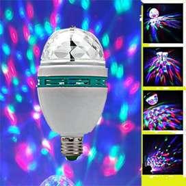 Lampu Disco Berputar (Fitting E27)