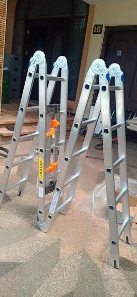Tangga modern rumahan aluminium