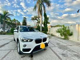 BMW X1 s drive 18i 2017 (brand new condition)