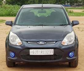Ford Figo Duratorq ZXI 1.4, 2013, Diesel