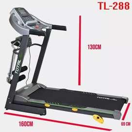 Treadmill elektrik TL 288 bayar dirumah id 777666