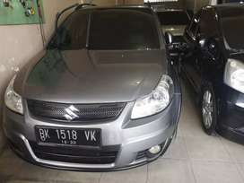 Suzuki SX4 manual 2008