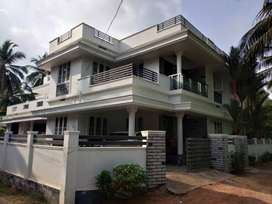 THIRUR, Thrissur, 5 cent plot area, 2500 sqft building area,80 Lakh Ne